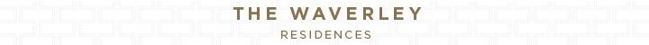 Branding for The Waverley Residences