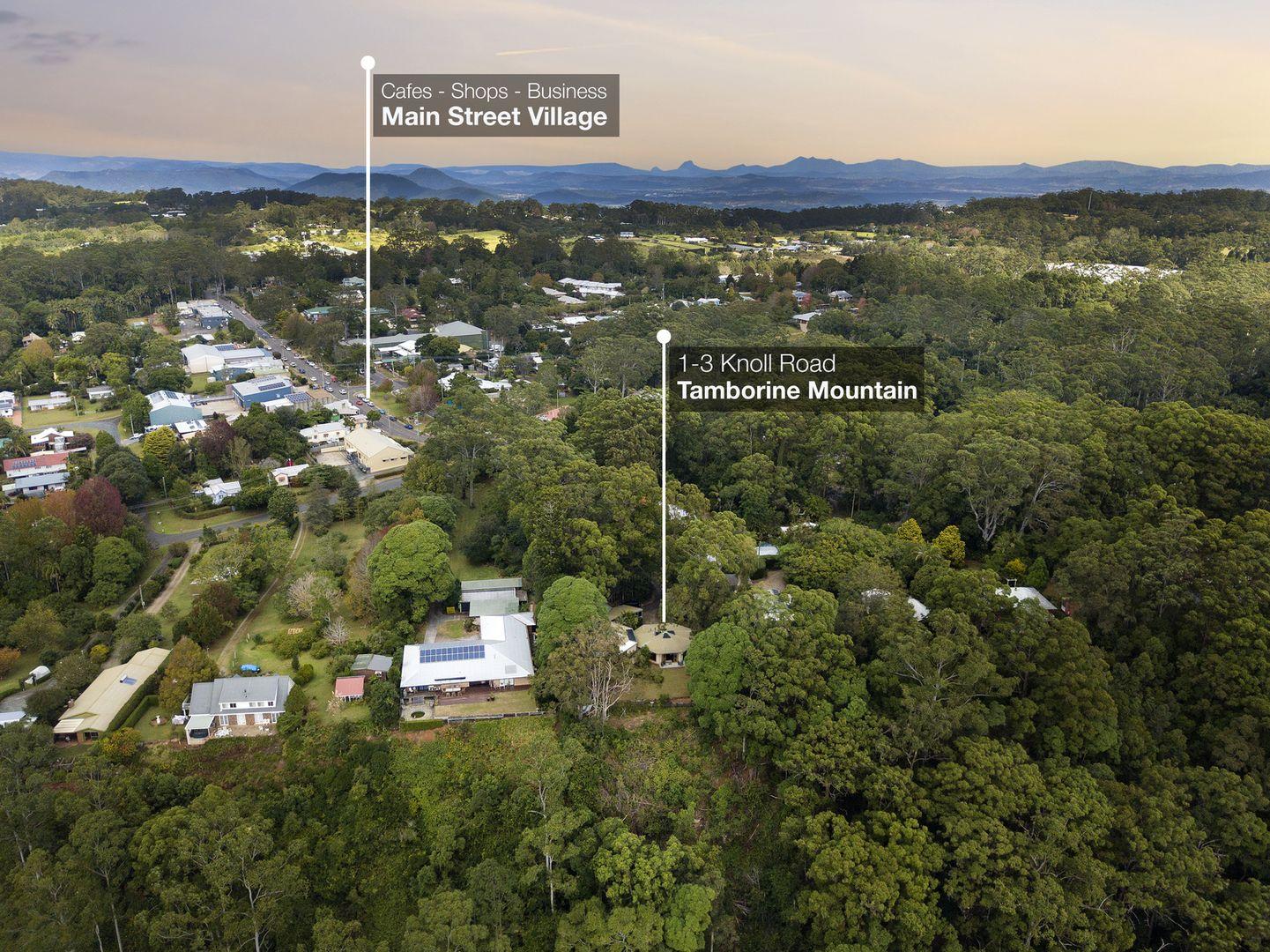 1-3 Knoll Road, Tamborine Mountain QLD 4272, Image 1