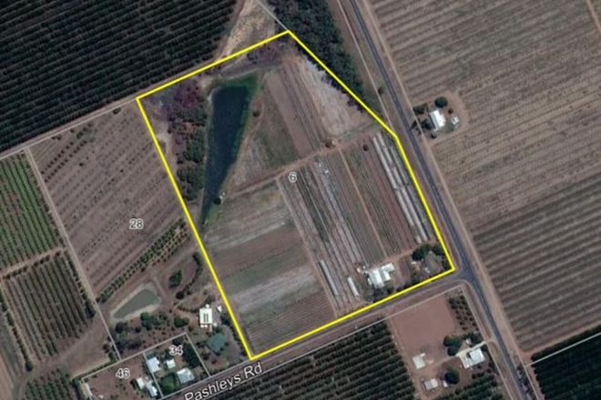 Picture of 6 Pashleys Road, WELCOME CREEK QLD 4670