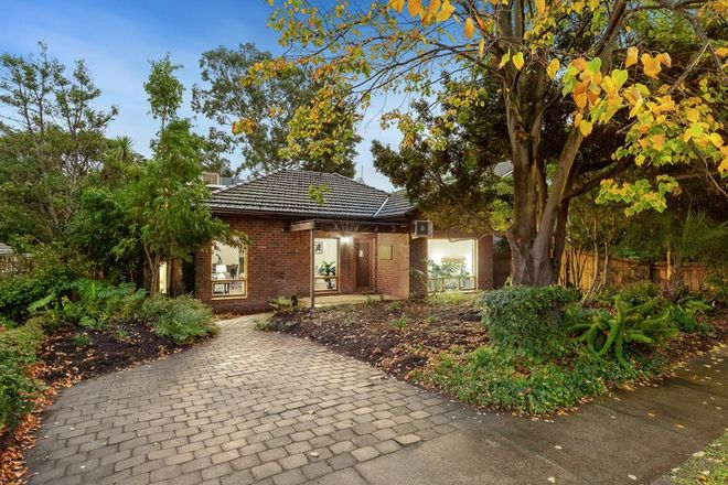 Picture of 28 Solway Street, ASHBURTON VIC 3147