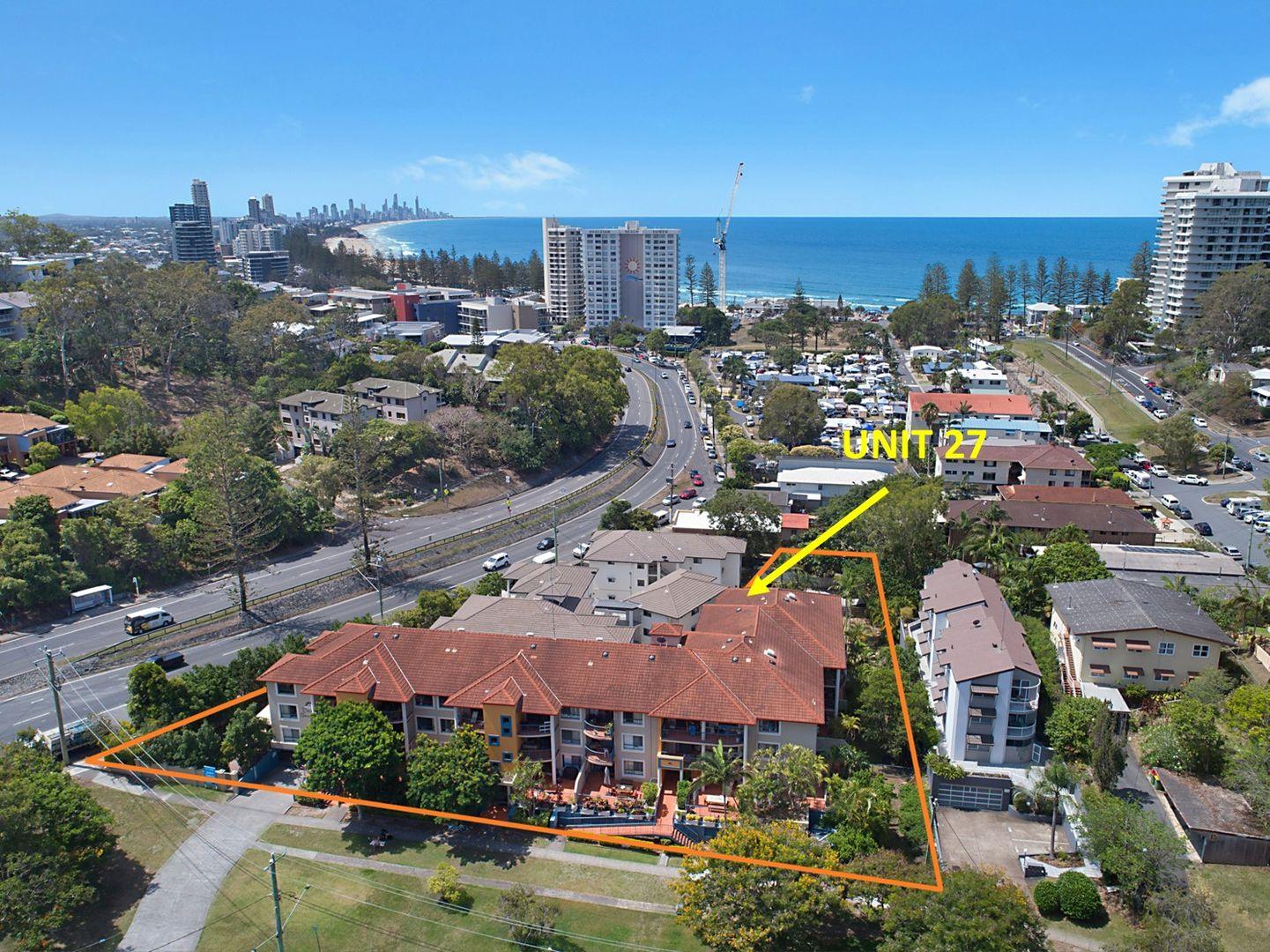27/19-23 George Street East, Burleigh Heads QLD 4220, Image 0