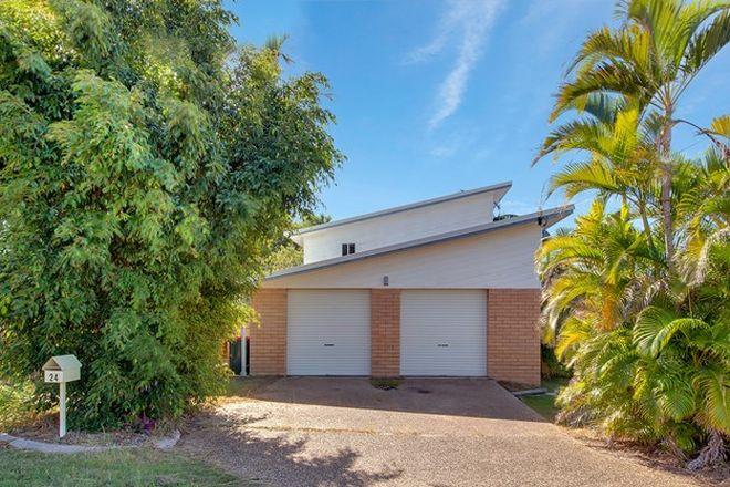 Picture of 24 Yukana Street, BOYNE ISLAND QLD 4680