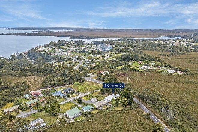 Picture of 1 Charles Street, STRAHAN TAS 7468