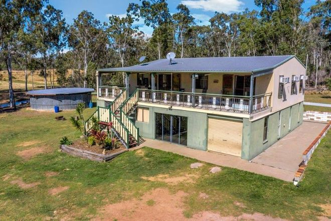 Picture of 182 Foreshores Road, FORESHORES QLD 4678