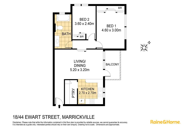 18/44 Ewart Street, Marrickville NSW 2204, Image 8
