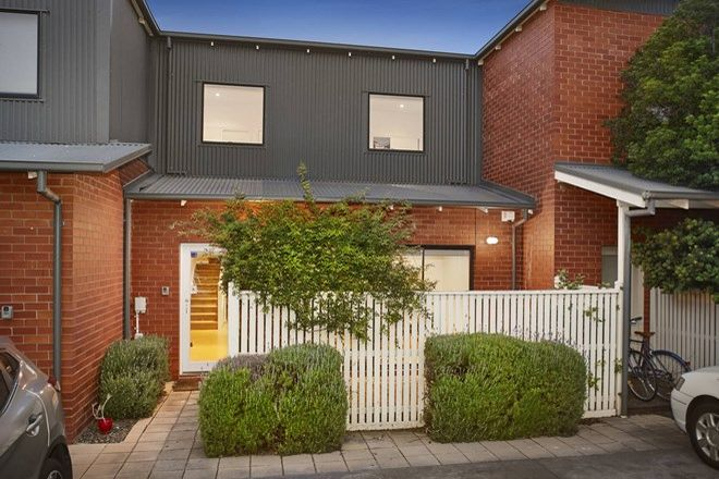 Picture of 8/13 Blackwood Street, YARRAVILLE VIC 3013
