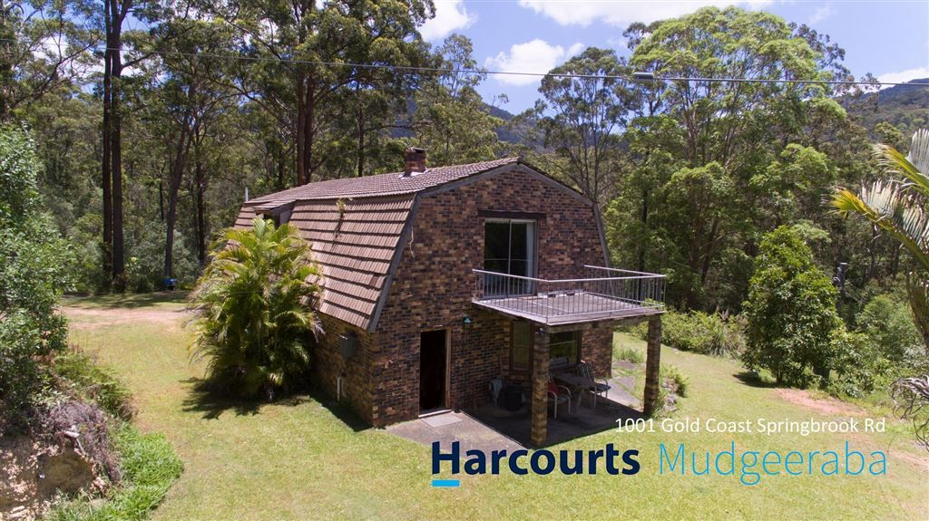 1001 Gold Coast Springbrook Road, Mudgeeraba QLD 4213, Image 1
