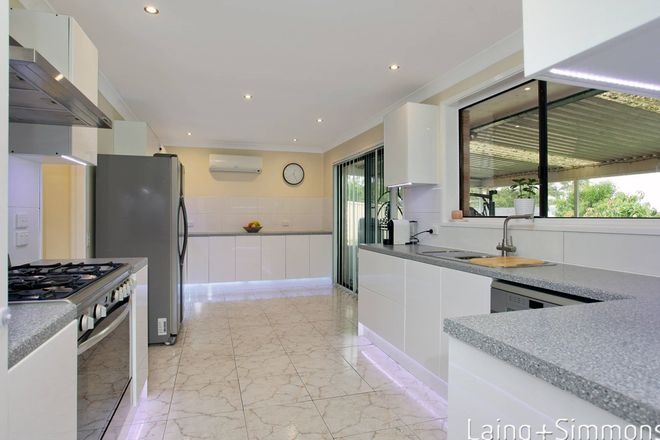 Picture of 28 Wellesley Crescent, KINGS PARK NSW 2148