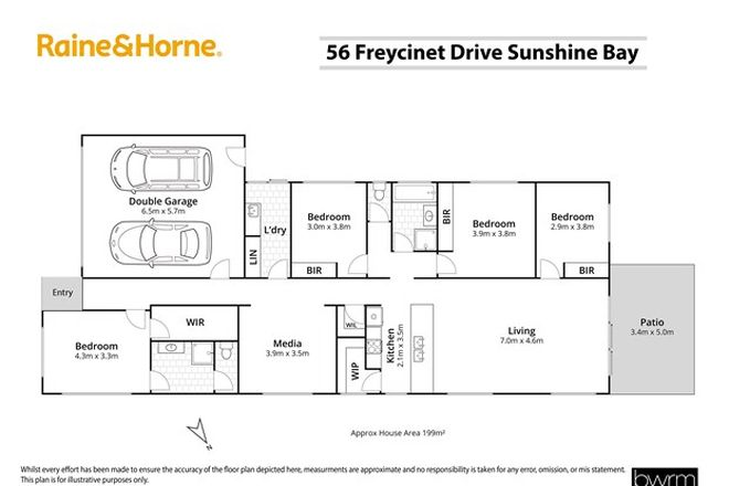 Picture of 56 Freycinet Drive, SUNSHINE BAY NSW 2536