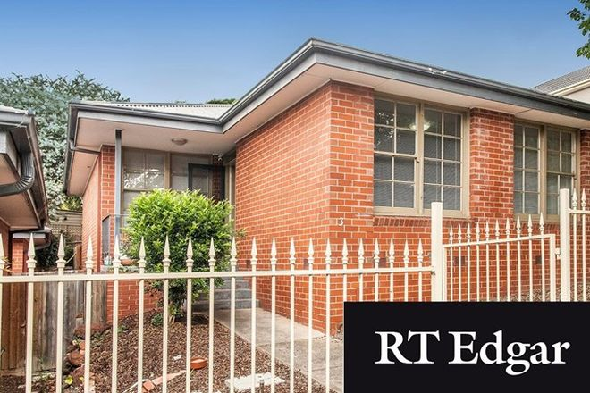 Picture of 2/51 Rochester Road, CANTERBURY VIC 3126