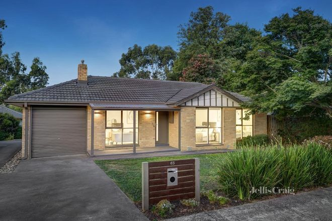 Picture of 63 Dryden Concourse, MOOROOLBARK VIC 3138