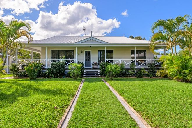 Picture of 8 Gypsy Court, COOLOOLA COVE QLD 4580