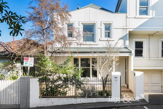 Picture of 4/68 Rowena Parade, RICHMOND VIC 3121
