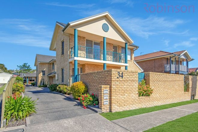 Picture of 1/34 Caldwell Street, MEREWETHER NSW 2291