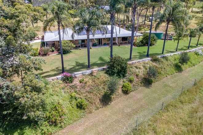 Picture of 19 Sand Road, CHERRY GULLY QLD 4370