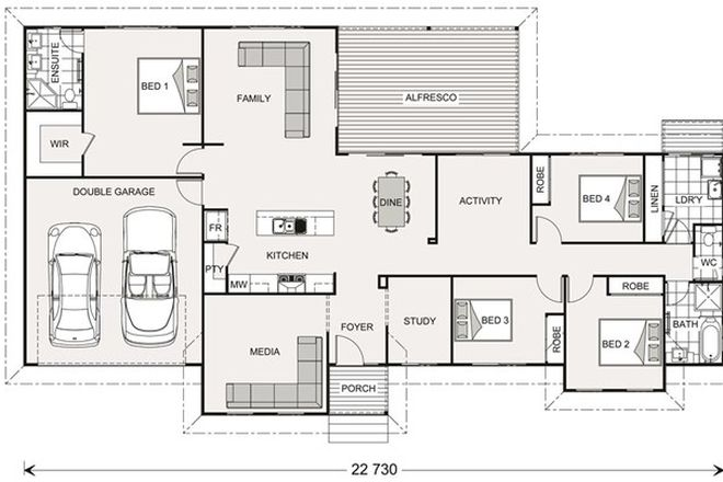 Picture of Lot 1 Sandalwood Avenue, DALBY QLD 4405