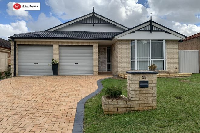 Picture of 55 Balmoral Circuit, CECIL HILLS NSW 2171