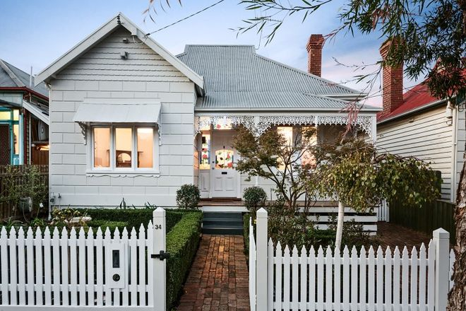 Picture of 34 Heller Street, BRUNSWICK VIC 3056
