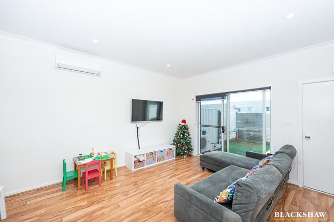 Picture of 18/33 Arthur Blakeley Way, COOMBS ACT 2611