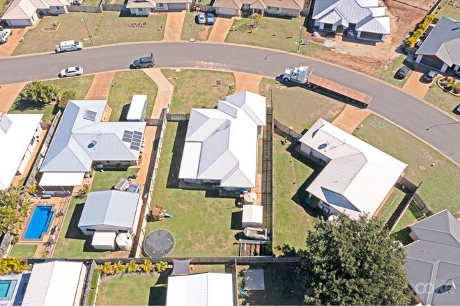 Picture of 17 Kerrie Meares Crescent, GRACEMERE QLD 4702