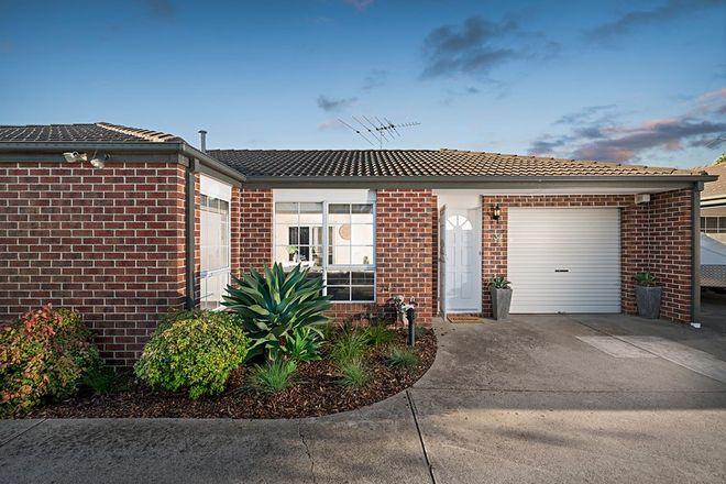Picture of 3/6 Quick Street, PASCOE VALE VIC 3044