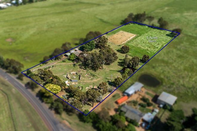 Picture of 2092 Kilmore-Lancefield Road, LANCEFIELD VIC 3435