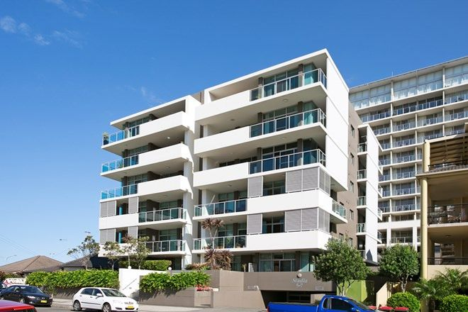 Picture of 20/5-7 Stewart Street, WOLLONGONG NSW 2500