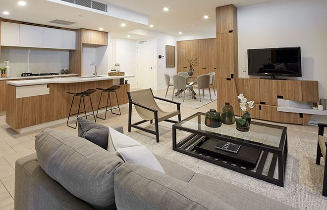 Picture of 407/25 Shafston Avenue, Kangaroo Point