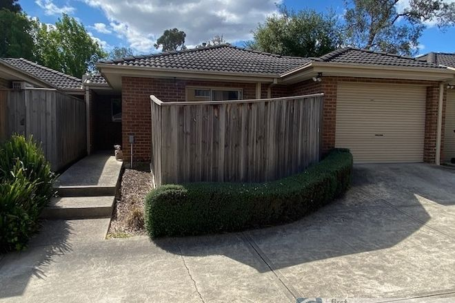 Picture of 14/235 Scoresby Road, BORONIA VIC 3155