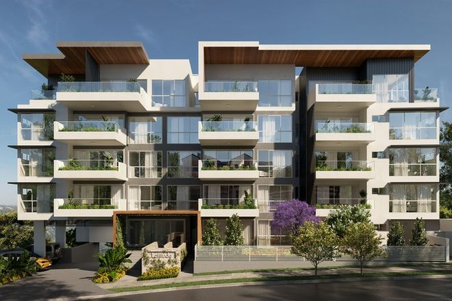 Picture of 202/55 York St, INDOOROOPILLY QLD 4068