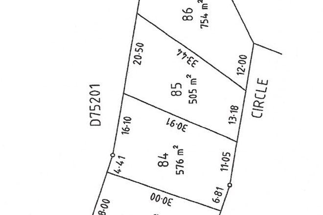 Picture of Lot 85/17 TUMMEL CIRCLE, WHYALLA JENKINS SA 5609