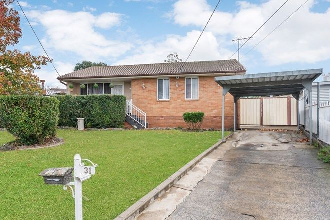 Picture of 31 Bungulla Street, SADLEIR NSW 2168