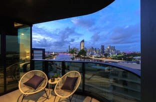 Picture of 804/9 Christie Street, South Brisbane QLD 4101