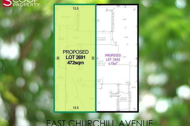 Picture of Lot 2691 / 61 West Churchill Avenue, BEELIAR WA 6164