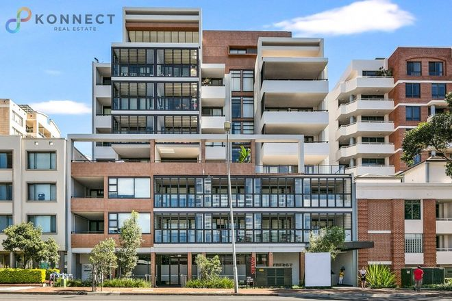 Picture of 64 / 117 Pacific Highway, HORNSBY NSW 2077