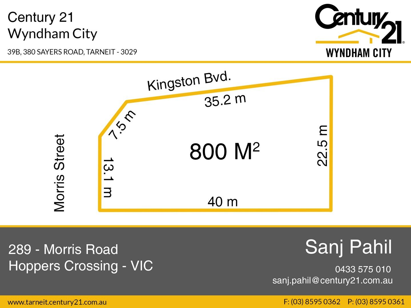 289 Morris Road, Hoppers Crossing VIC 3029, Image 0