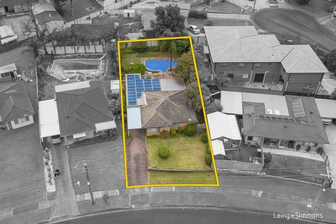 Picture of 14 Trawalla Street, HEBERSHAM NSW 2770
