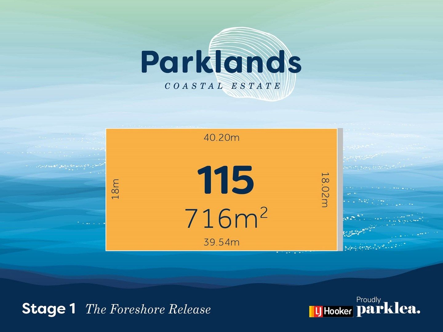 Lot 115 Parklands Estate, Wonthaggi VIC 3995, Image 0