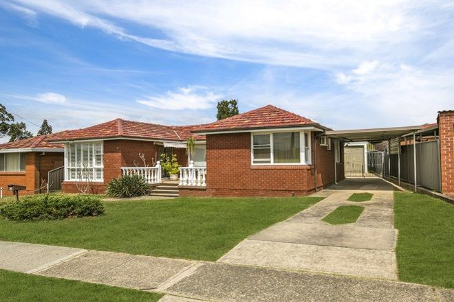 Picture of 47 First Avenue, MACQUARIE FIELDS NSW 2564