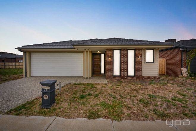 Picture of 20 Sugarlea Street, MANOR LAKES VIC 3024