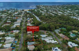 Picture of 48 Macdonald Street, Dicky Beach QLD 4551