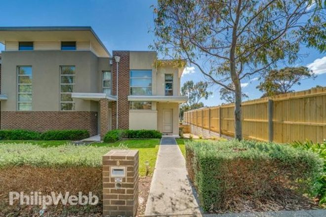 Picture of 8/265 Canterbury Road, FOREST HILL VIC 3131