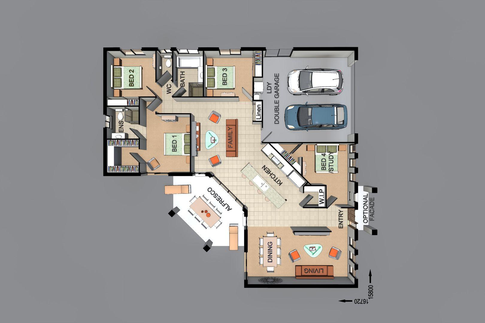 Lot 333 Teddy Street, Beaconsfield QLD 4740, Image 1
