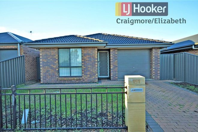 Picture of 151 Petherton Road, ANDREWS FARM SA 5114