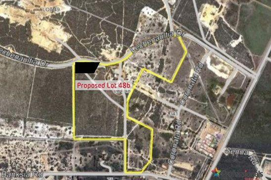 Picture of Proposed Lot 48B Lechenaultia Drive, HOPETOUN WA 6348