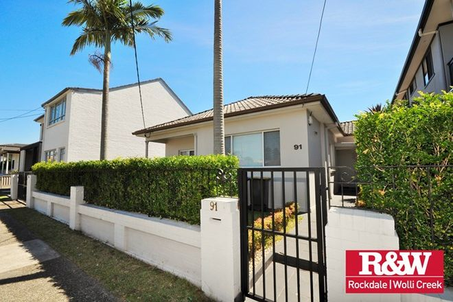 Picture of 91 Frederick Street, ROCKDALE NSW 2216