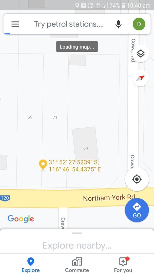 69 & 71 Northam York road, York WA 6302, Image 0