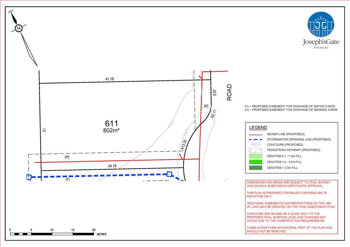 Lot 611 Josephs Gate - Taralga Road, Goulburn NSW 2580, Image 1