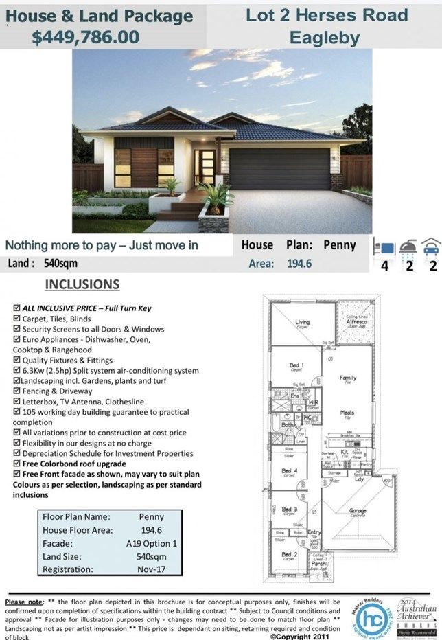 Lot 2/274 Herses Road, Eagleby QLD 4207, Image 2