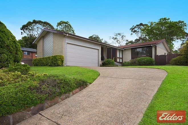 Picture of 64 Whitby Road, KINGS LANGLEY NSW 2147